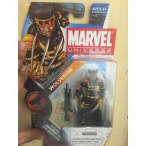 Excelente Figura Marvel Universe Wolverine