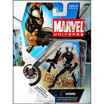 Wolverine X Force,marvel Universe,nuevo Sellado,figura 14 Cm