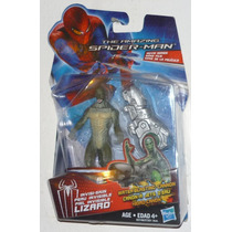 Marvel The Amazing Spider.man Lizard Piel Invisible ¡remate!