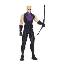 Figura Basica Hawkeye Titan Hero Avengers Hasbro