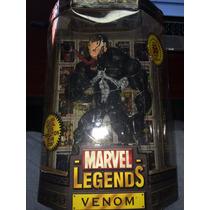 Venom Marvel Legends Icons Toy Biz, Spiderman