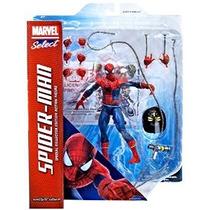 Amazing Spider-man 2 Marvel Select Figura De Acción De Spide