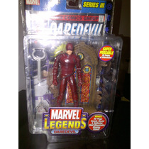 Daredevil Marvel Legends Serie Iii, Spiderman, Ironman