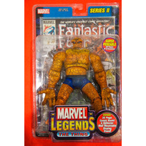 La Mole The Thing Marvel Legends Serie Ii, Spiderman