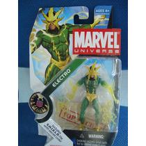 Marvel Universe S1-025 Electro Variante