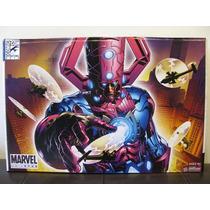 Marvel Universe Sdcc 2010 Galactus
