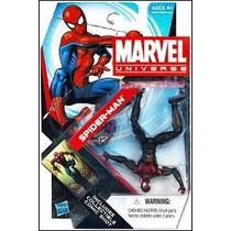 Marvel Universe S4-007 Ultimate Spider-man Variante