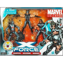 Marvel Universe Team Pack X- Force