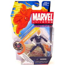 Marvel Universe S1-011 Human Torch Variante