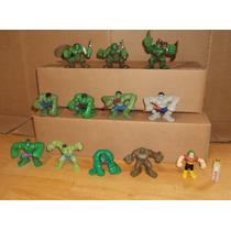 Marvel Super Hero Squad Hulk *precio Por Lote*