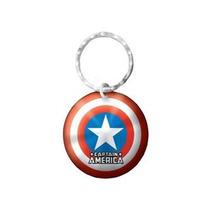 Marvel Miscellaneous Llavero Escudo Capitan America