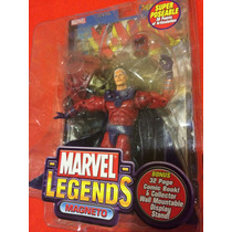 Marvel Legends Magneto Serie Iii 3, Toy Biz