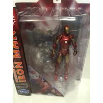 Ironman Marvel Select Disney Store 19 Cm Bleeding Edge
