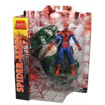 Figura Marvel Select Spiderman/hombre Araña