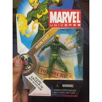 Excelente Figura Marvel Universe Iron Fist