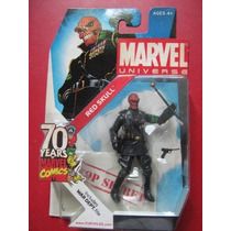 Marvel Universe Sdcc 2009 The Invaders Red Skull