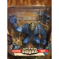 Apocalipsis Y Bestia Marvel Super Hero Squad Pack, X Men