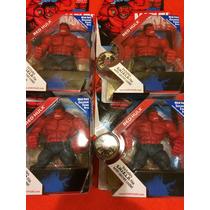 Marvel Universe Red Hulk Rojo