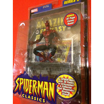 Marvel Spiderman Serie 2 Classics Toy Biz Legends
