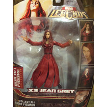 Marvel Legends Jean Grey X3 Serie Bloob, Spiderman
