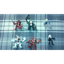 Marvel Supersquad, Deadpool,punisher,gwen Stacy,bkack Cat