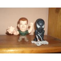 Hombre Araña Burger King Spiderman Figuras