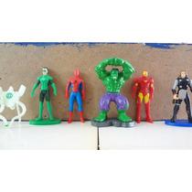 Linternas Verde Spiderman Hulk Ironman Thor Avenger Dc Hal