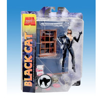 Marvel Select Black Cat En Oferta 2 Figuras En Un Solo Set!