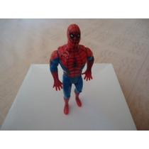 1990 Toybiz Marvel Heroes Spiderman No Web Suctions Hands