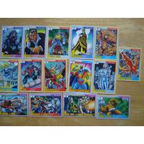 15 Tarjetas Vintage Marvel 1991 En 20.00 Cada Una
