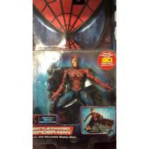 Figura Spiderman Classics Marvel Battle Ravaged (movie)