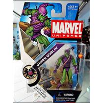 Green Goblin,marvel Universe,serie 3 015,nuevo,figura 14 Cm.