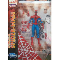 Figura Hombre Araña Marvel Select Spectacular Spiderman