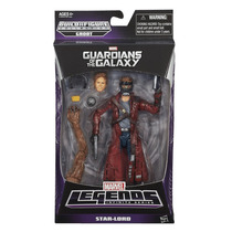 Star Lord Guardians Of The Galaxy Marvel Legends Baf Groot