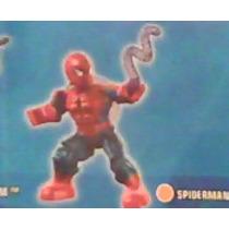 Mega Bloks Serie 1spiderman Leyends Marvel