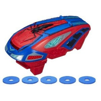Marvel The Amazing Spider-man 2 Motorizado Araña Fuerza Web