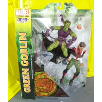Figura Green Goblin Duende Verde Peter Parker Marvel Select