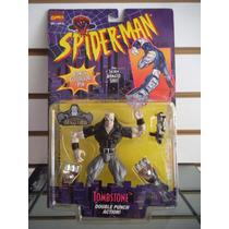Tombstone Spiderman Vintage Toy Biz