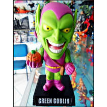Green Goblin,boble-head,marca Funko,figura Cabezon,de 17 Cm.