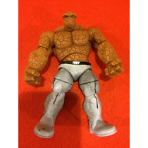 Marvel Universe The Thing, La Mole Variante Traje Blanco