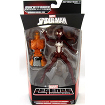 Spider-woman Warrior Of The Web Marvel Legends Baf Hobgoblin