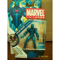 Iron Man Stealth Ops Marvel Universe Serie 1