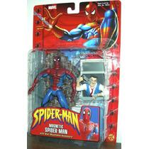 Marvel Legends Web Magnetic Spider-man Series