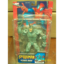 Ultimate Rhino With Smash`n Crush Action Spider Man