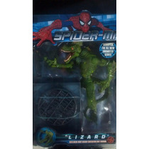 Marvel Select Mtv Dibujos Animados Lagarto Spiderman Lizard