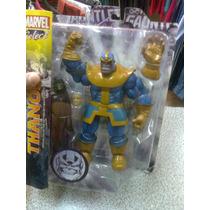 Marvel Select Thanos, Nuevo , Cerrado Y Completo!!!!