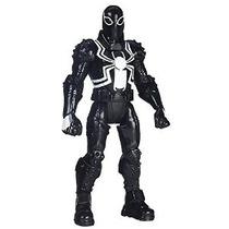 Figura Marvel Ultimate Spider-man Warriors Web Agente Veneno
