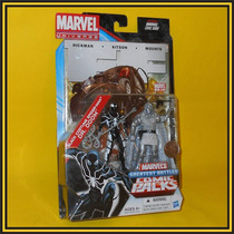 Marvel Universe Black Spider-man Dr. Doom Future Fundation