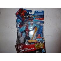 Amazing Spiderman Web Cannon Spider-man Articulado Nuevo