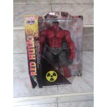 Marvel Select Red Hulk Impecable.